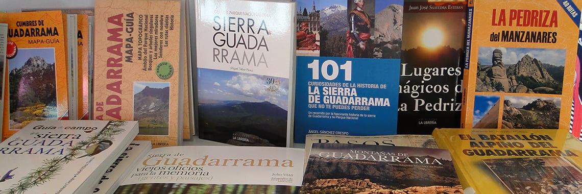 Libros, Mapas y Guías