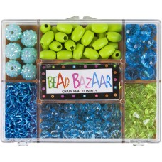 Bead Bazaar Chain Reaction Turquoise Dream