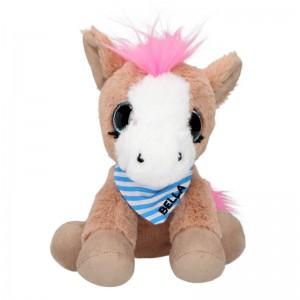 Snukis Peluche 18 cm Bella, caballo