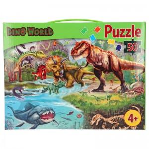 Depesche Dino World puzzle 50 piezas