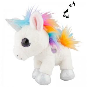 Ylvi Naya unicornio peluche con música