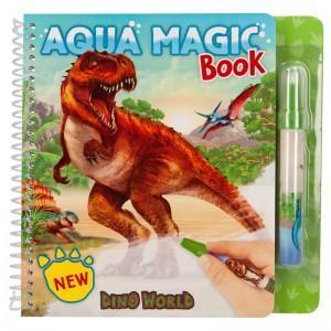 Depesche Dino World Aqua Magic Book