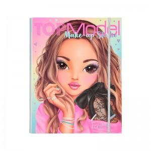 TOPModel Carpeta guía de maquillaje