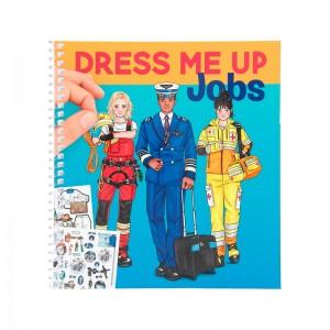 TOPModel Dress Me Up Jobs