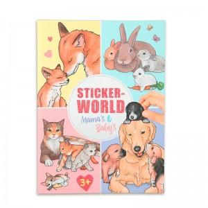 TOPModel Mamas y cachorros Stickerworld