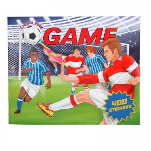 Depesche Dino World Create Your Football Game