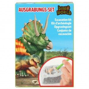 Depesche Dino World Conjunto de Excavación pequeño