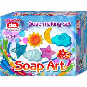 Soap art - Soap making set