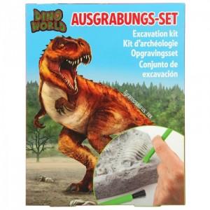 Depesche Dino World Conjunto de excavación Tyrannosaurus Rex