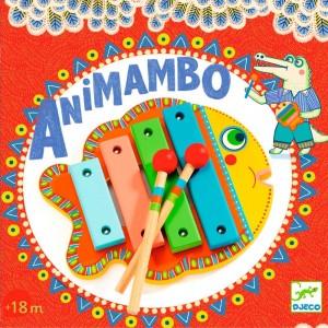 Djeco Xilófono Animambo