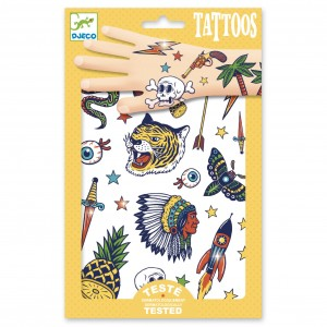 Tatuajes - Bang bang