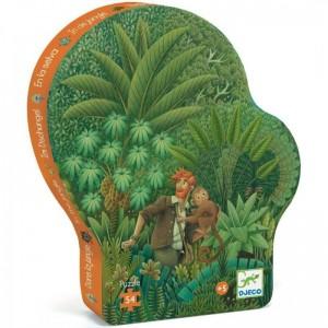 Djeco Puzle En la selva