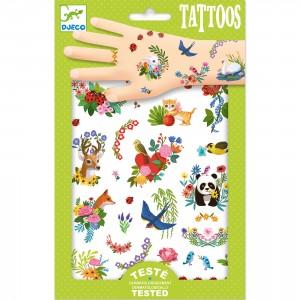 Djeco Tatuajes Happy Spring