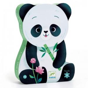 Djeco Puzle Leo el panda
