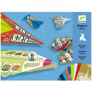 Djeco Origami Aviones