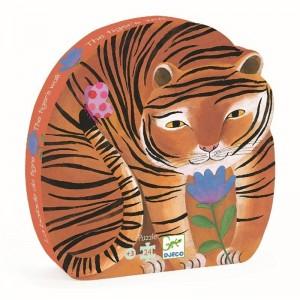 Djeco Puzle El Paseo del Tigre