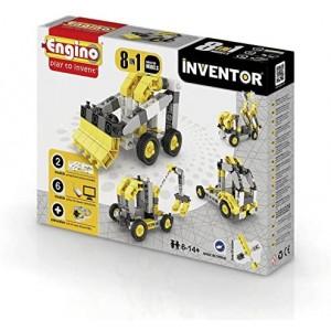 Inventor - 8 in 1 Industrial models