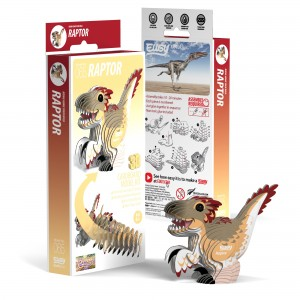 Eugy Maqueta Velociraptor