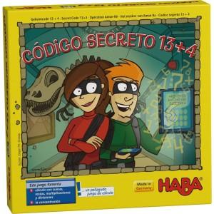 Haba Código secreto 13+4