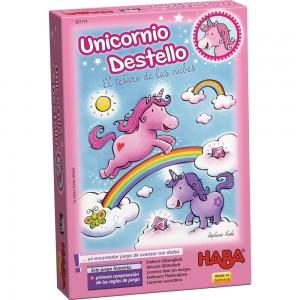 Unicornio Destello. El tesoro de las nubes