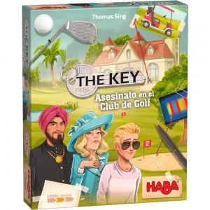 The key. Asesinato en el club de golf