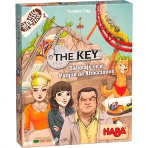 The key. Sabotaje en el parque de atracciones