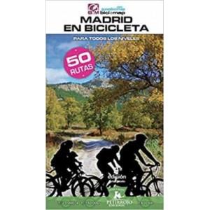Madrid en Bicicleta para Todos los Niveles 50 Rutas