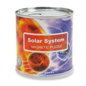 Puzzle magnético - Sistema solar