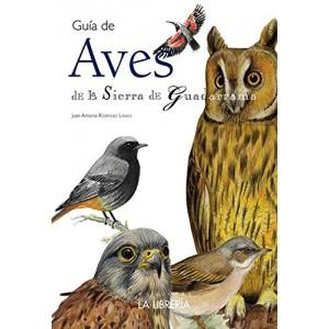 Guía Aves Sierra de Guadarrama