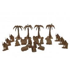Wood Models 22 Figuras Portal Belén