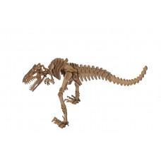 Wood Models Allosaurus