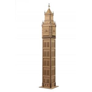 Wood Models Big Ben