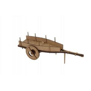 Wood Models Carro Gallego