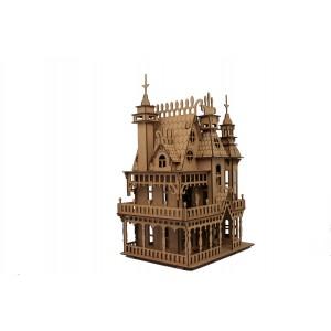 Wood Models Casa Encantada