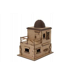 Wood Models Casa Terraza Belén