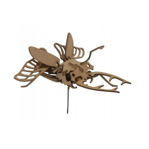 Wood Models Ciervo Volante