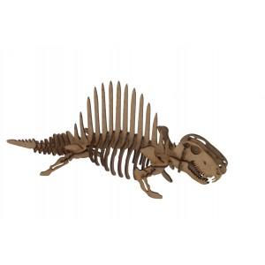 Wood Models Dimetrodon