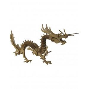Wood Models Dragón