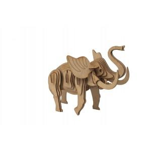 Wood Models Elefante