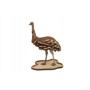 Wood Models Emú