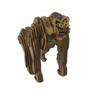 Wood Models Gorila