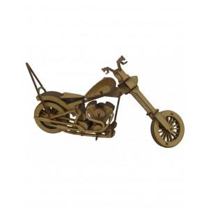 Wood Models Moto Chopper