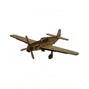 Wood Models Mustang P-51