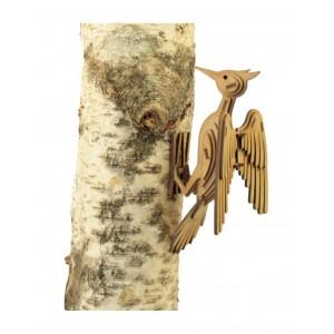 Wood Models Pájaro Carpintero
