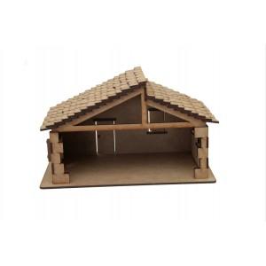 Wood Models Portal Belén