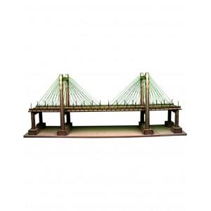 Wood Models Puente de Rande-Vigo