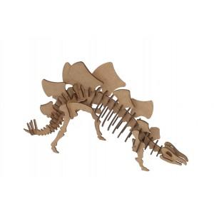 Wood Models Stegosaurus