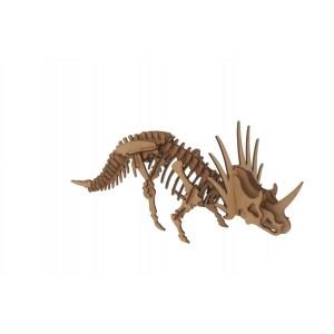 Wood Models Styracosaurus
