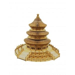 Wood Models Templo Del Cielo