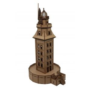 Wood Models Torre Hércules